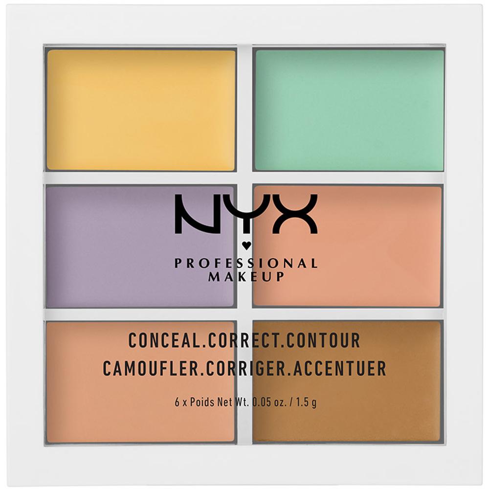 Color Correcting Palette