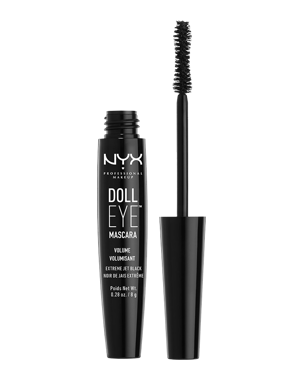 NYX Professional Makeup Doll Eye Mascara Volume