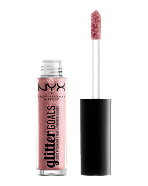 NYX Professional Makeup Glitter Goals Liquid Eyeshadow