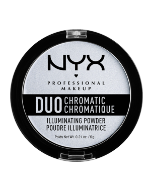 NYX Professional Makeup Duo Chromatic Illum Powder