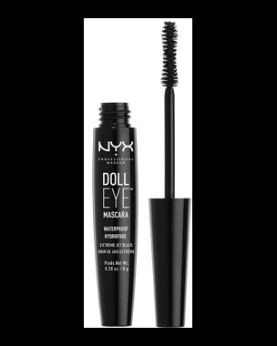 NYX Professional Makeup Doll Eye Mascara Waterproof