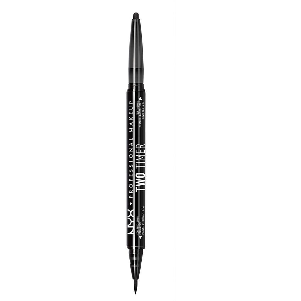 NYX Professional Makeup Two Timer-Dual Ended Eyeliner