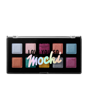 NYX Professional Makeup Love You So Mochi Eyeshadow Palette