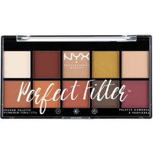 Perfect Filter Shadow Palette, Rustic Antique