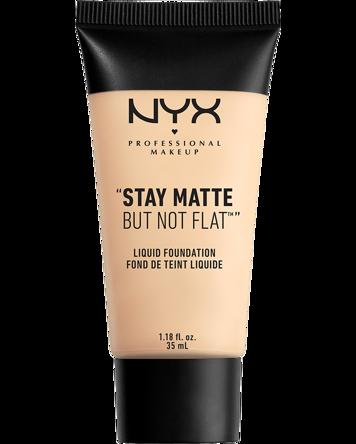 Stay Matte But Not Flat Foundation, Fresh Beige