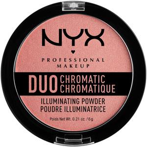 Duo Chromatic Illum Powder, Crushed Bloom