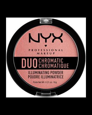 NYX Professional Makeup Duo Chromatic Illum Powder
