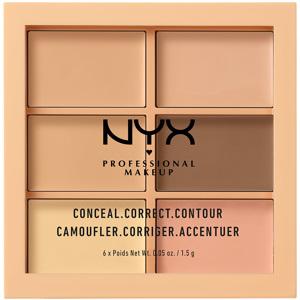 Conceal, Correct, Contour Palette