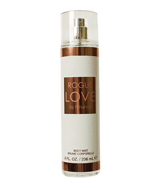 Rihanna Rogue Love, Body mist 236ml
