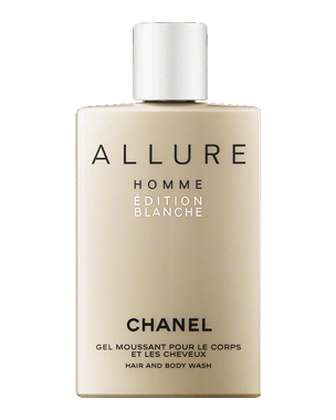 Chanel Allure Homme Edition Blanche, Shower gel 200ml