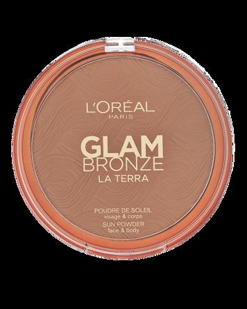 L'Oréal Glam Bronze La Terra 18g