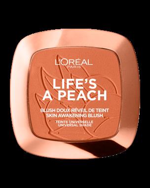 L'Oréal Life's A Peach Blush 9g