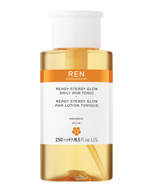REN Ready Steady Glow Daily AHA Tonic, 250ml
