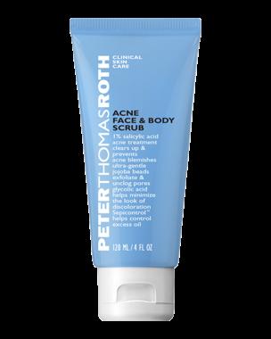 Peter Thomas Roth Acne Face & Body Scrub, 120ml