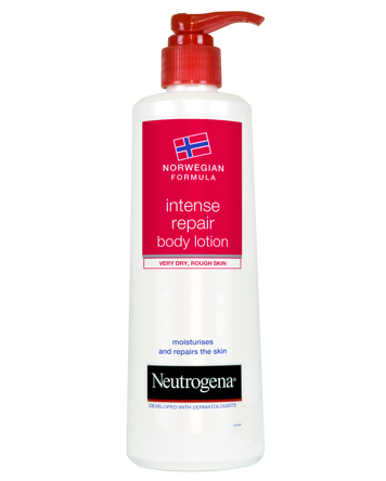 Neutrogena Norwegian Formula Intense Repair Body Lotion 250ml