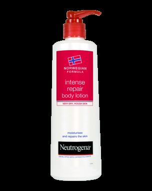 Neutrogena Norwegian Formula Intense Repair Body Lotion 400ml