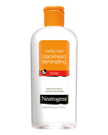 Neutrogena Visibly Clear Blackhead Eliminating Toner 200ml