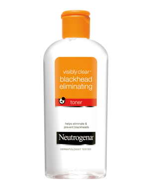 Neutrogena Visibly Clear Blackhead Eliminating Toner 150ml