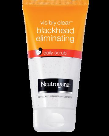Neutrogena Visibly Clear Blackhead Eliminating Daily Scrub 150ml