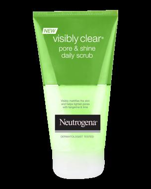 Neutrogena Visibly Clear Pore & Shine Daily Scrub 150ml