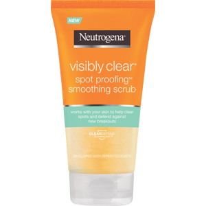 Visibly Clear Spot Proofing Smoothing Scrub