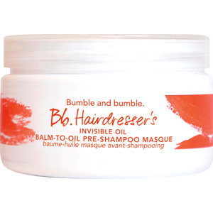 Invisible Balm to Oil Pre-Shampoo Masque 100ml