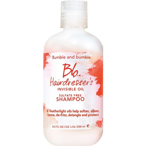Hairdresser's Invisible Oil Shampoo 250ml