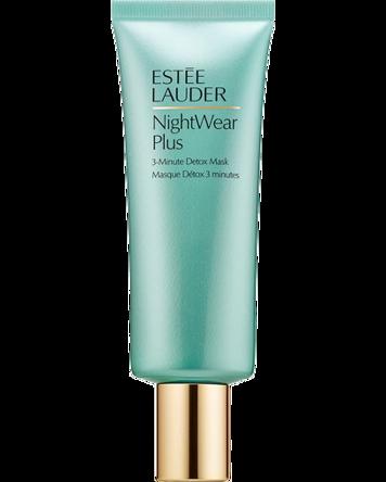 Estée Lauder Nightwear Plus 3-Minute Detox Mask, 75ml