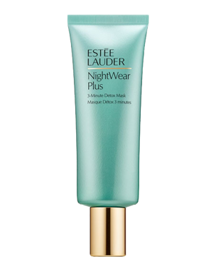 Estée Lauder Nightwear Plus 3-Minute Detox Mask, 75ml