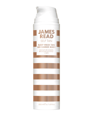 James Read Sleep Mask Go Darker Body 200ml