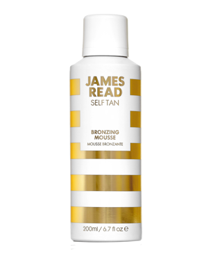 James Read Bronzing Mousse Face & Body 200ml