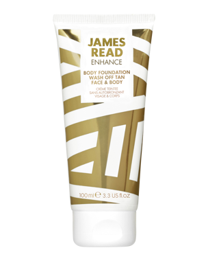 James Read Body Foundation Wash Off Tan Face & Body 100ml
