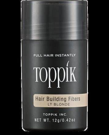 Toppik Hair Building Fibers Light Blonde 12gr