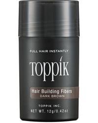 Toppik Hair Building Fibers Regular 12g - Dark Brown