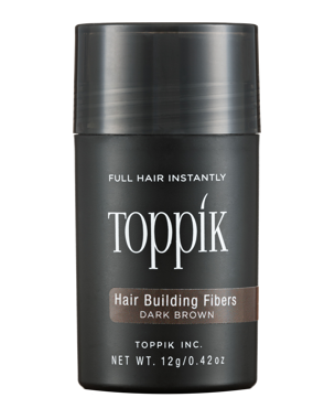 Hair Building Fibers Dark Brown 12gr