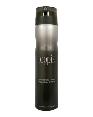 Toppik Root Touch Up Spray Dark Brown 80 g