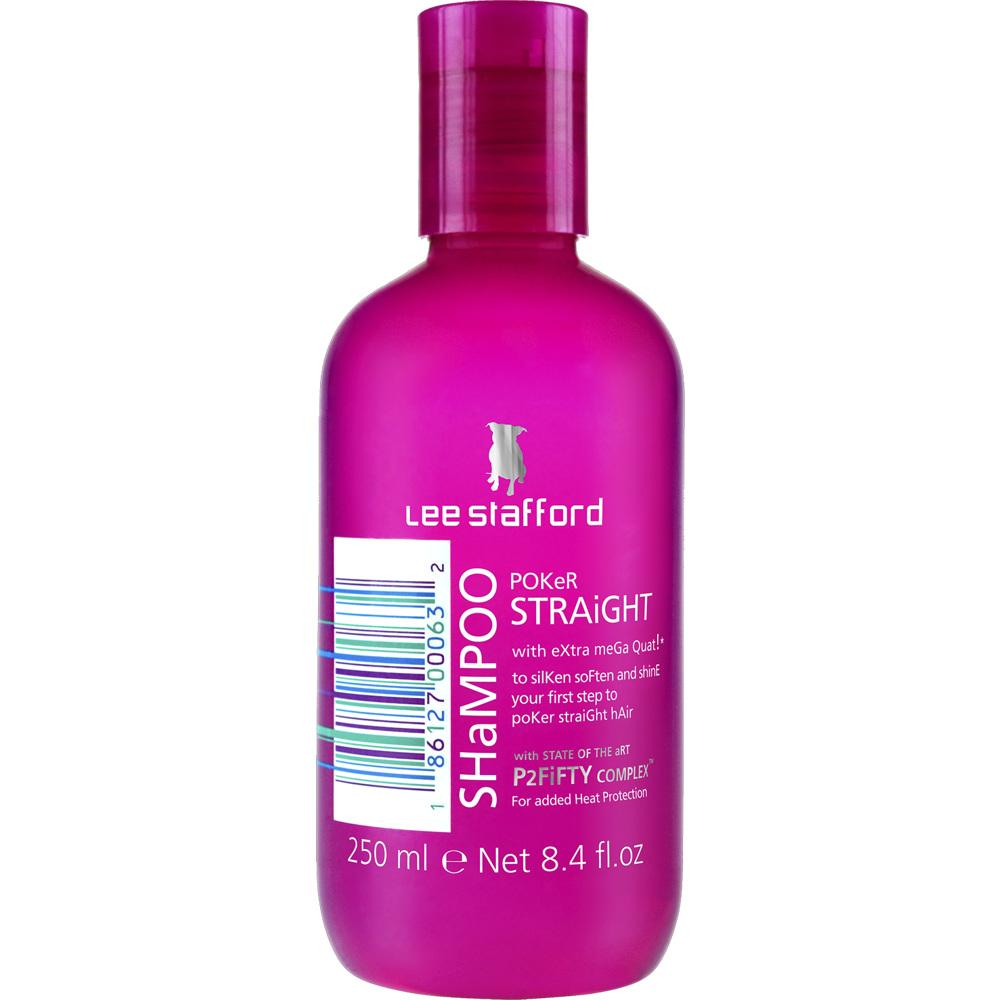 Lee Stafford Poker Straight Shampoo 250ml
