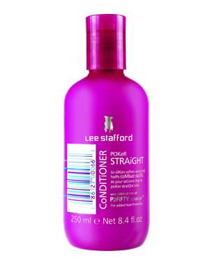 Lee Stafford Poker Straight Conditioner 250ml