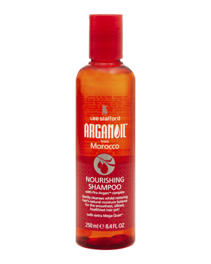 Lee Stafford Argan Oil Nourishing Shampoo 250ml