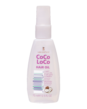 Lee Stafford Coco Loco Hair Oil 75ml