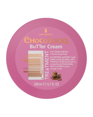 Lee Stafford Choco Locks Butter Cream Treatment 200ml