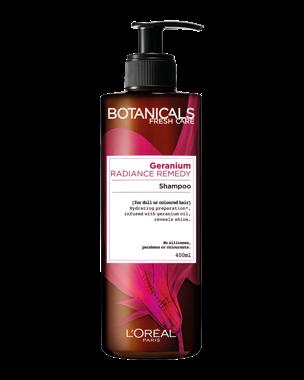 L'Oréal Botanicals Radiance Remedy Shampoo 400ml