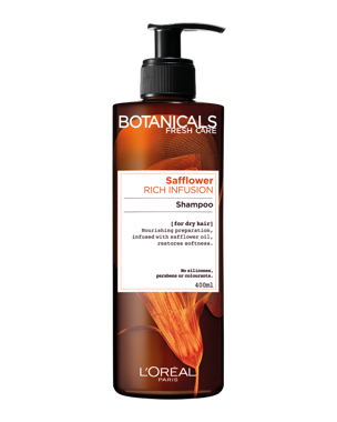 L'Oréal Botanicals Rich Infusion Shampoo 400 ml