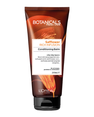 L'Oréal Botanicals Argan & Safflower Nourishing Conditioner 200ml