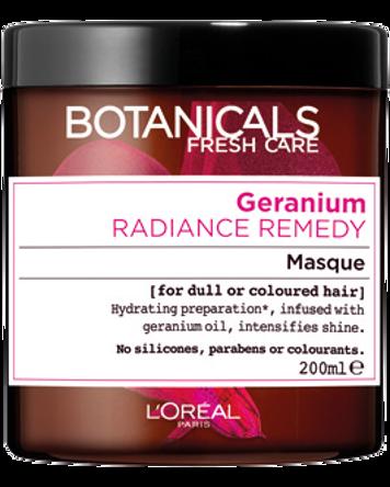 L'Oréal Botanicals Radiance Remedy Mask 200ml
