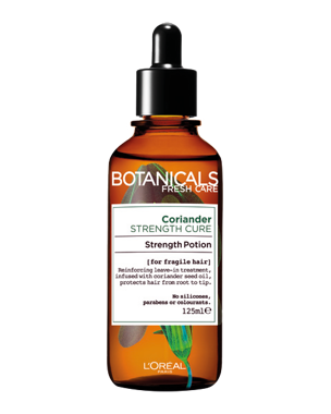 L'Oréal Botanicals Strength Cure Strength Potion 125ml