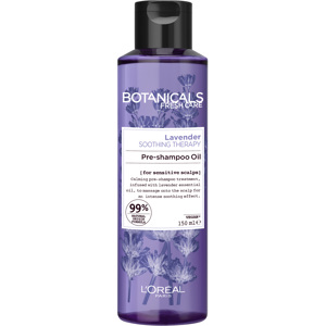 Botanicals Soothing Pre-Shampoo Oil 150ml