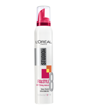L'Oréal Studio Line Fix & Style Ultra Strong Mousse 200ml
