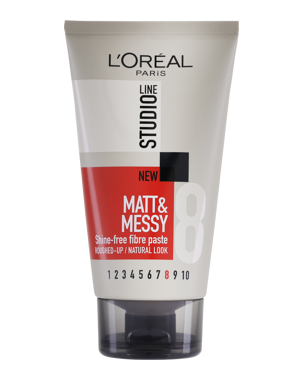 L'Oréal Studio Line Matt & Messy Paste 150ml