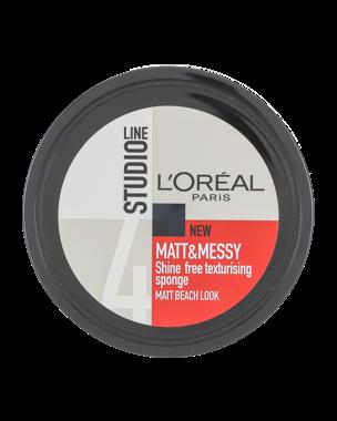 L'Oréal Studio Line Matt & Messy Sponge 150ml